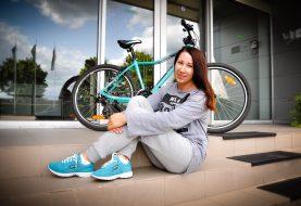 Kaunietė automobilį iškeitė į dviratį: pats geriausias sprendimas
