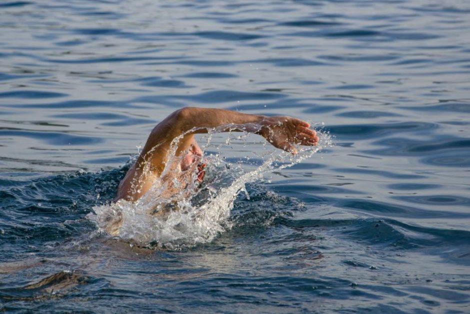 Mažeikių rajono vandens telkiniuose maudytis saugu