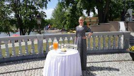 """""""Kokia šventė be balionų?"""" įkūrėja Asta Buragienė: Tai mano gyvenimo variklis"""