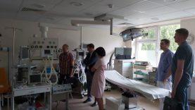 Susitikimas su Joniškio ligoninės atstovais