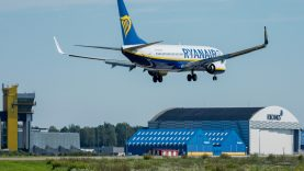Rekordinė vasara Kauno oro uoste – liepos mėnesį pasiektas didžiausias keleivių skaičius istorijoje