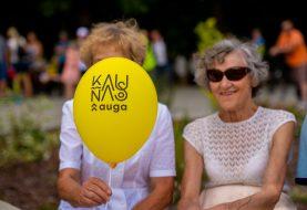 Kaune duris atvėrė atsinaujinęs Draugystės parkas