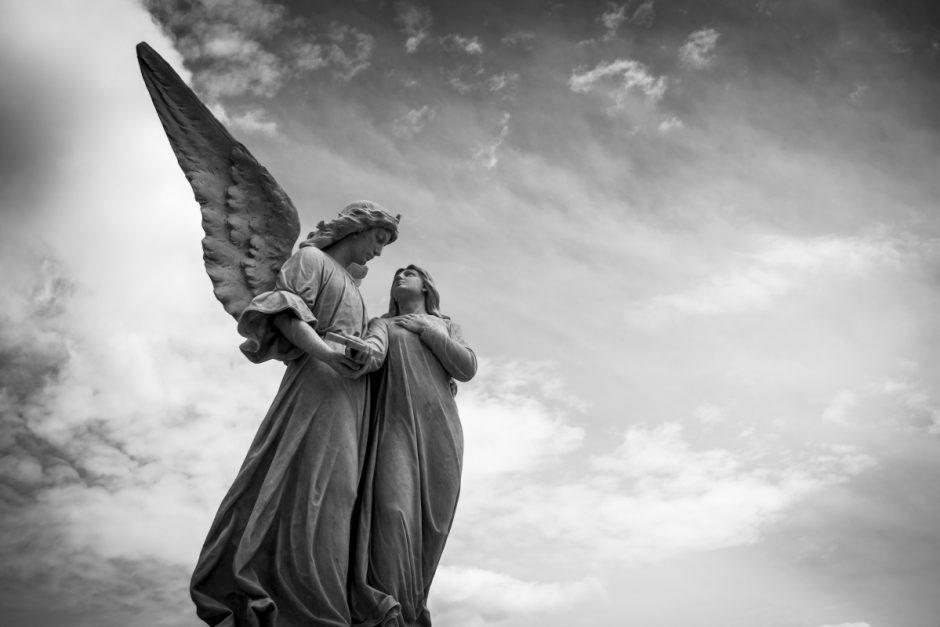 Istorijos girdėtos keliaujant autobusu: Praskridęs angelas