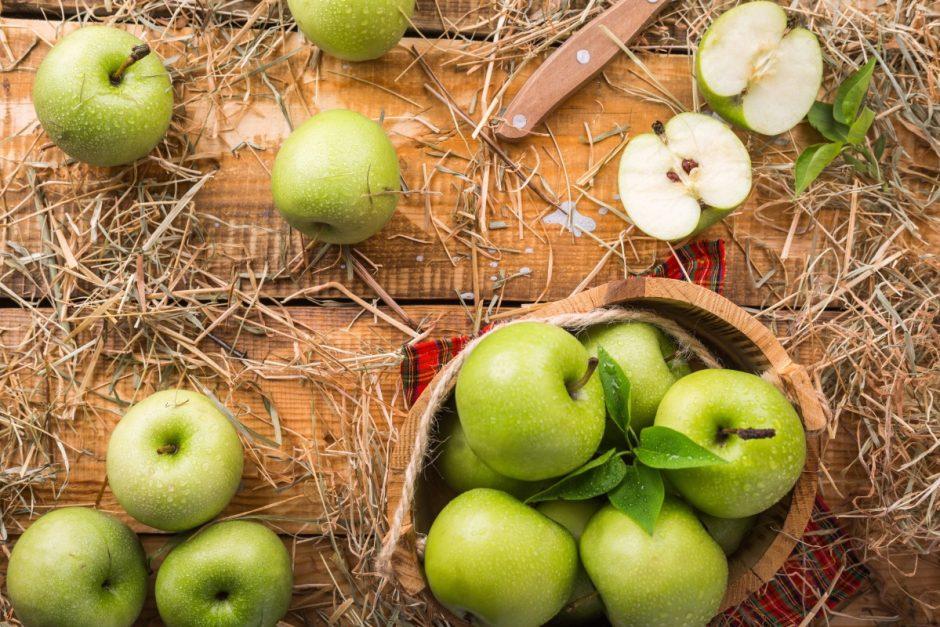 Virtuvės pokalbiai: Obuoliai