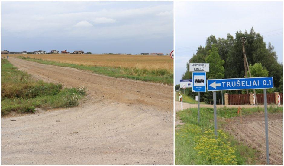 Ieškoma sprendimų kuo greičiau pradėti Danės gatvės rekonstrukciją
