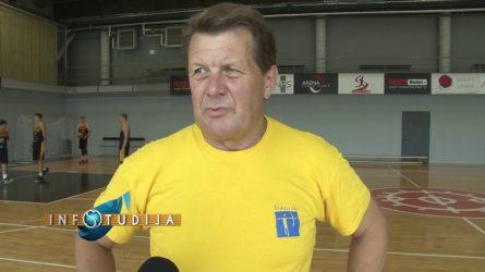 Šiaulių krepšinio klubas pradėjo naujojo sezono pasiruošimą