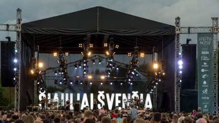 """Dosnūs Šiaulių verslininkai remia """"Šiaulių dienas"""""""