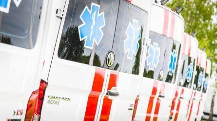 Patvirtintas skubiosios medicinos pagalbos paramediko kompetencijų aprašas