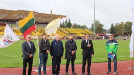 Šiauliuose vyko Lietuvos žmonių su fizine negalia lengvosios atletikos čempionatas