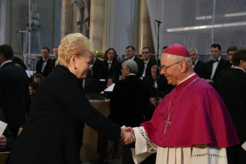 Paskirtasis Kardinolas Sigitas Tamkevičius: Politinis kalinys nominuotas kardinolystei