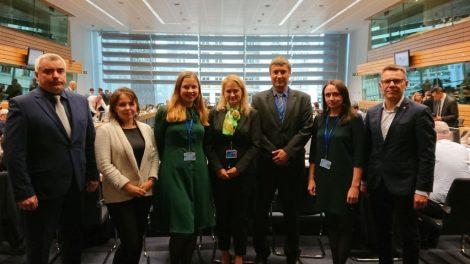 ES ekspertai teigiamai įvertino Lietuvos gebėjimus kovoti su nusikaltimais aplinkai