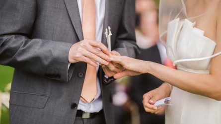 Lietuvoje planuojantiems susituokti užsieniečiams – naujovės