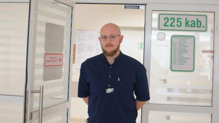 Ligoninėje - pirmosios žarnyno stentavimo procedūros