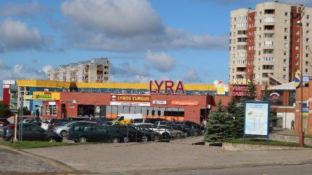 Savivaldybės pozicija dėl situacijos prie Lyros g. 13