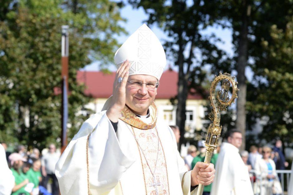 Rudeninė katalikiškų mokyklų piligrimystė Šiluvos atlaiduose