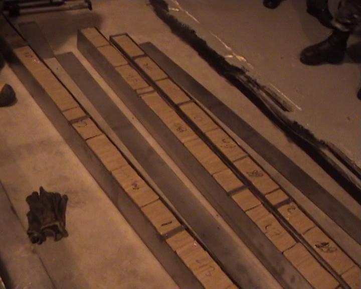 Už 300 kg hašišo kontrabandą teismas skyrė 11 metų nelaisvės