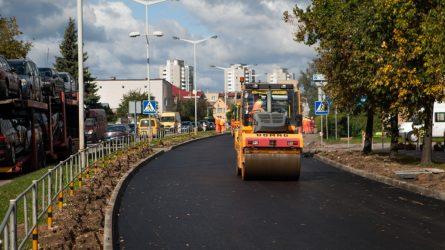 Stebėtinas Vilniaus savivaldybės sprendimas Liepkalnio, Žirnių g. rekonstrukcijos konkurse: darbus pirkti brangiau, garantijų reikalauti mažiau