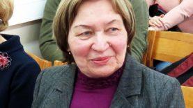 Komisija apsisprendė dėl kandidato į Šiaulių miesto garbės piliečius