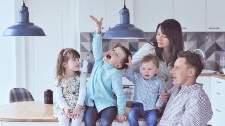 Šeimos apie Šeimos kortelę – einama teisinga linkme