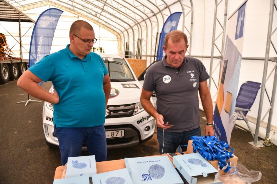Geriausi Lietuvos vairuotojai lėks Druskininkų ralio greičio ruožais