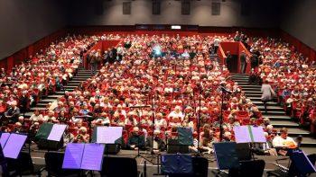 """Ypatingai paminėta Tarptautinė pagyvenusių žmonių diena koncertų salėje """"Saulė"""""""