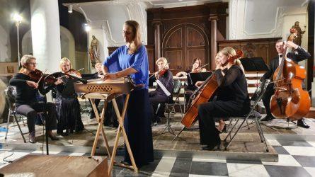 """Šiaulių kamerinio orkestro koncertuose Belgijoje garsas ir vaizdas tapo """"viena siela"""""""