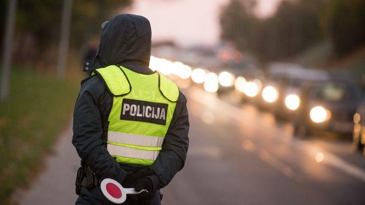 Policija rūpinsis tavo saugumu, tačiau ir pats neprarask budrumo