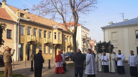 Kardinolo Sigito Tamkevičiaus SJ Padėkos šv. Mišių homilija Kauno arkikatedroje