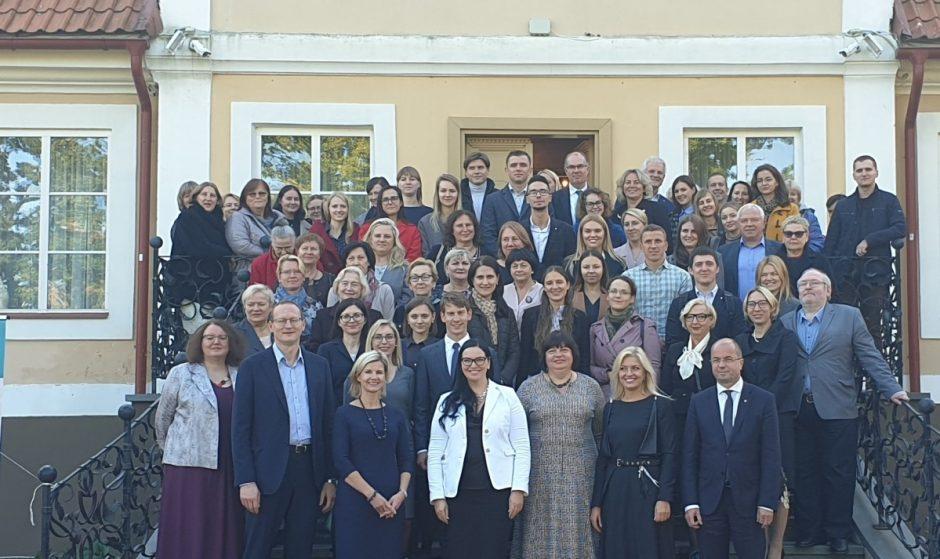 Šiaulių ir Kauno kardiologai dalijosi patirtimi