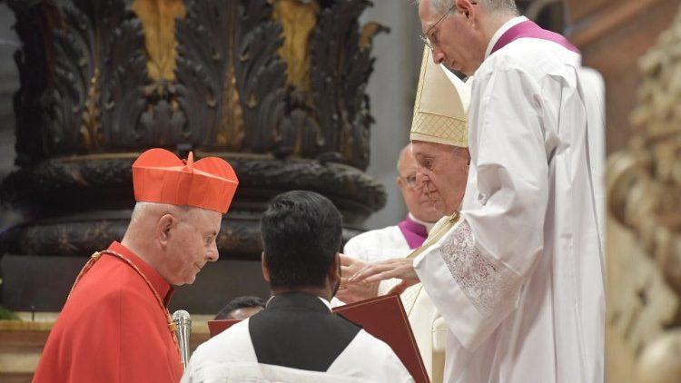 Kard. S. Tamkevičius: kardinolystė – kvietimas dar ištikimiau tarnauti Evangelijai