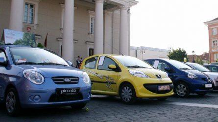 Jau įsigaliojo kompensacinių išmokų mažiau taršiems automobiliams įsigyti tvarka