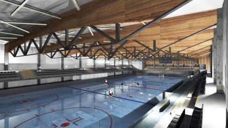 Kaunas netrukus pradės naujos ledo arenos statybas: pasirašė sutartį su rangovu