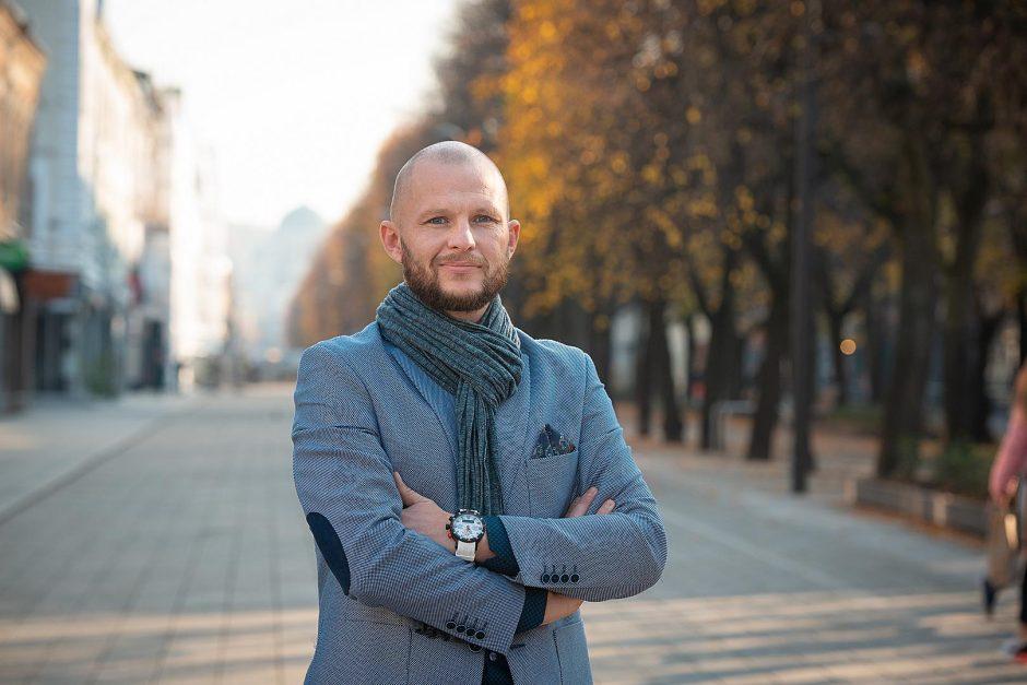 Kauno meras pasirinko patarėją ryšiams su visuomene