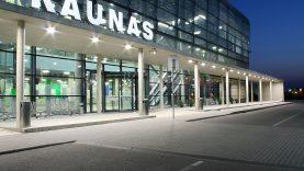 """""""MAAS Aviation"""" Kauno oro uoste statys orlaivių dažymo angarą"""
