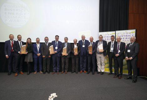 """Bendrovė """"Kauno energija"""" pelnė pasaulinį apdovanojimą"""