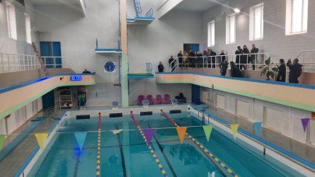 Pristatytas naujo Panevėžio baseino architektūrinių idėjų konkursas