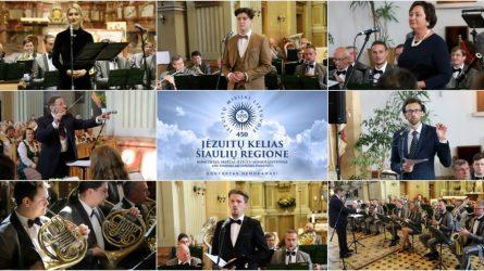 Jėzuitų misijos Lietuvoje 450 metų veikla pažymėta išskirtiniu koncertų ciklu