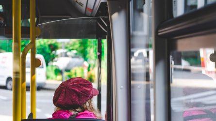 Istorijos išgirstos keliaujant autobusu: Laiko vagys