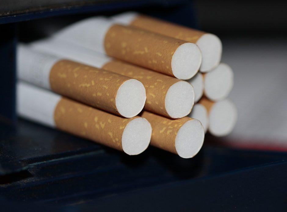 Teismas išnagrinėjo didžiausią cigarečių kontrabandos bylą