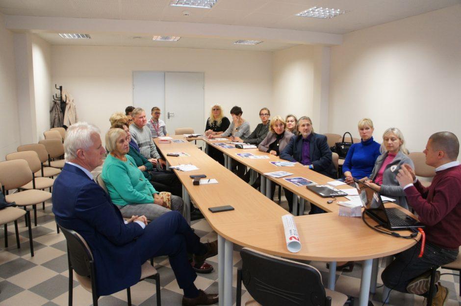 Respublikinė Šiaulių ligoninė ragins gyventojus atpažinti insultą
