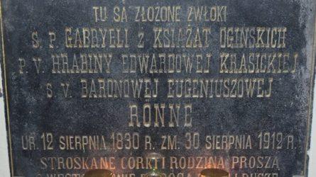 Kapinėse – gyva krašto istorija