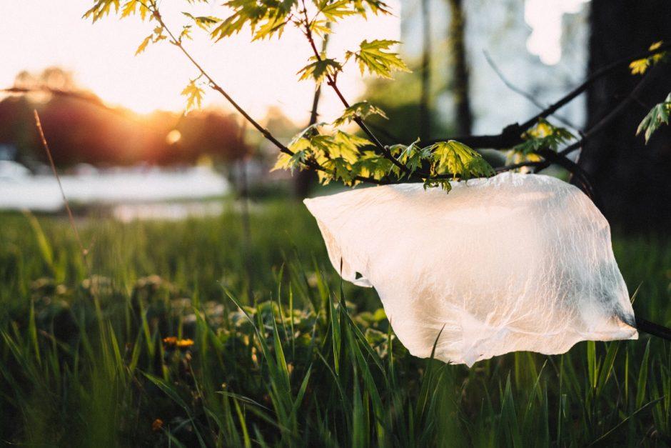 Lašas po lašo: Plastiko maišelių žala
