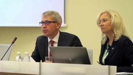 Tarybos posėdyje – konstruktyvios diskusijos ir gyventojams aktualūs sprendimai