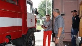 Klaipėdos rajono savivaldybė investuoja į žmonių saugumą