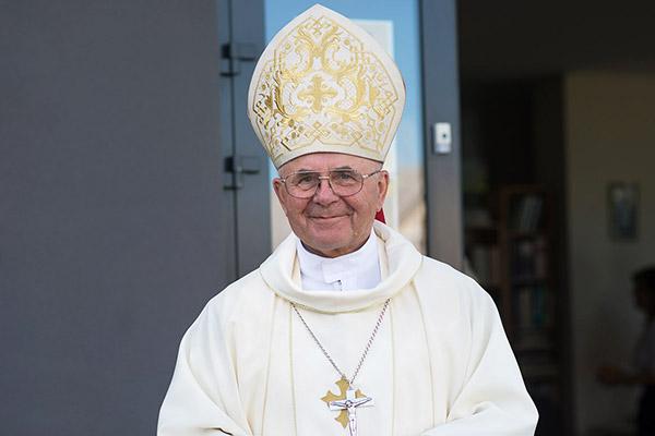 Kaip Lietuvoje galėsime dalyvauti ir melstis už skiriamą kardinolu Sigitą Tamkevičių