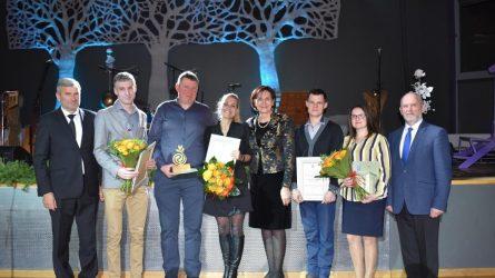 Apdovanoti geriausi rajono ūkininkai