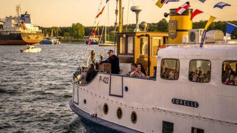 Laivas Forelle žada daug gerų įspūdžių
