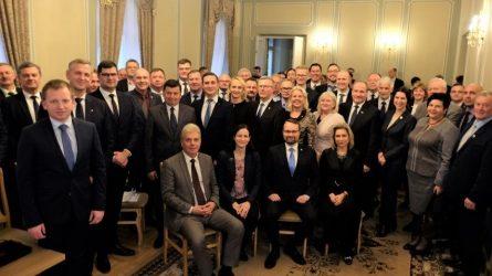 Istorinėje Lietuvos Respublikos Prezidentūroje – dėmesys kultūros politikai