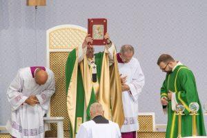 Skelbiamas popiežiaus Pranciškaus apaštališkasis laiškas APERUIT ILLIS dėl Dievo žodžio sekmadienio