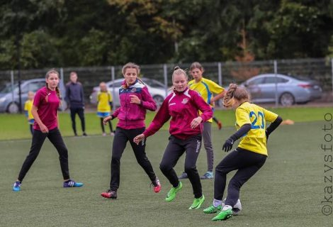 Auganti futbolo viltis Aistė Jasaitė: Linkiu kiekvienam atrasti save